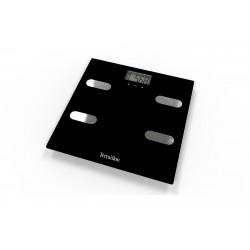 Waga elektroniczna Fitness Black