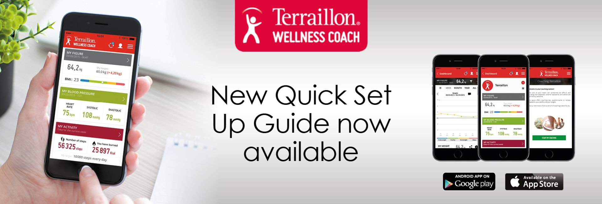 Terraillon Wellness Coach